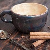 """Посуда ручной работы. Ярмарка Мастеров - ручная работа Чашка """"Авантюрин"""". Handmade."""