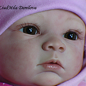 Куклы и игрушки ручной работы. Ярмарка Мастеров - ручная работа Валентина3. Кукла реборн. Handmade.