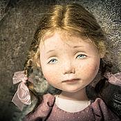 Куклы и игрушки ручной работы. Ярмарка Мастеров - ручная работа Розовый лепесток. Handmade.