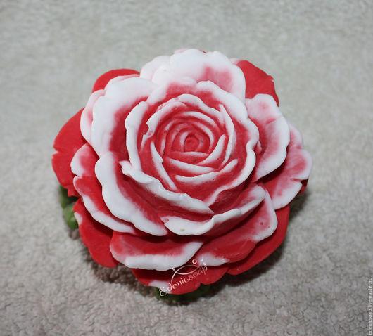 Королевская роза. Мыло ручной работы. Подарки к праздникам. Edenicsoap.