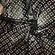 """Шитье ручной работы. Натуральная кожа """"Ромбы черный"""" матовая для одежды. Ирина. Ярмарка Мастеров. Материалы для творчества, матовая кожа"""