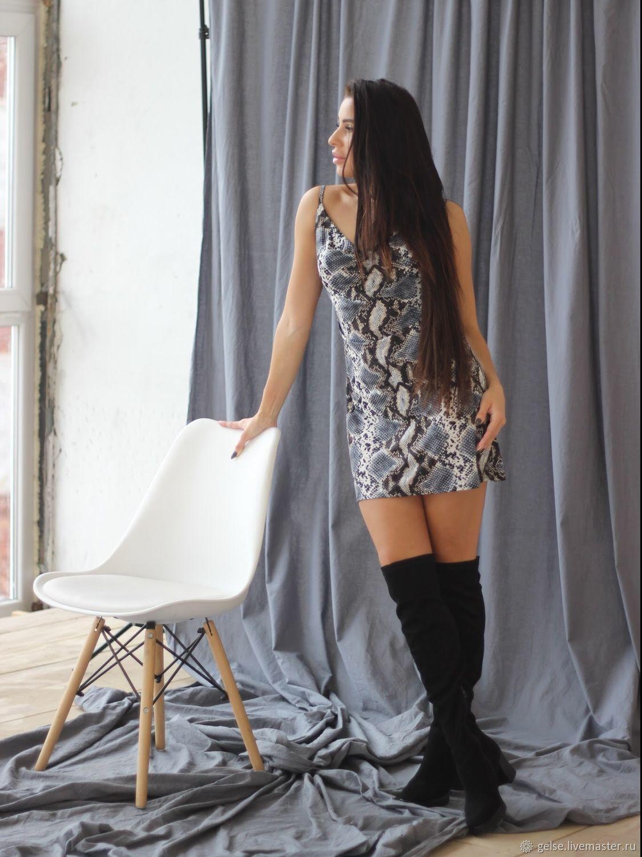 Платье- комбинация, Платья, Харьков,  Фото №1