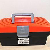 Материалы для творчества ручной работы. Ярмарка Мастеров - ручная работа Ящик  для инструмента  285х155х125мм. Handmade.