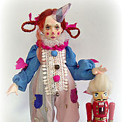 Куклы и игрушки ручной работы. Ярмарка Мастеров - ручная работа коллекционная кукла АЙРИС. Handmade.