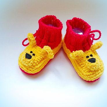 Footwear handmade. Livemaster - original item Booties