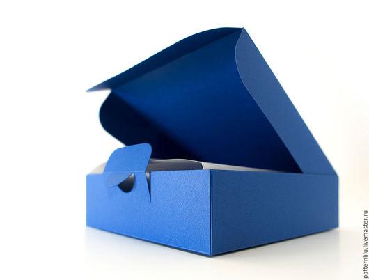 Коробочка «Snorkel Blue»