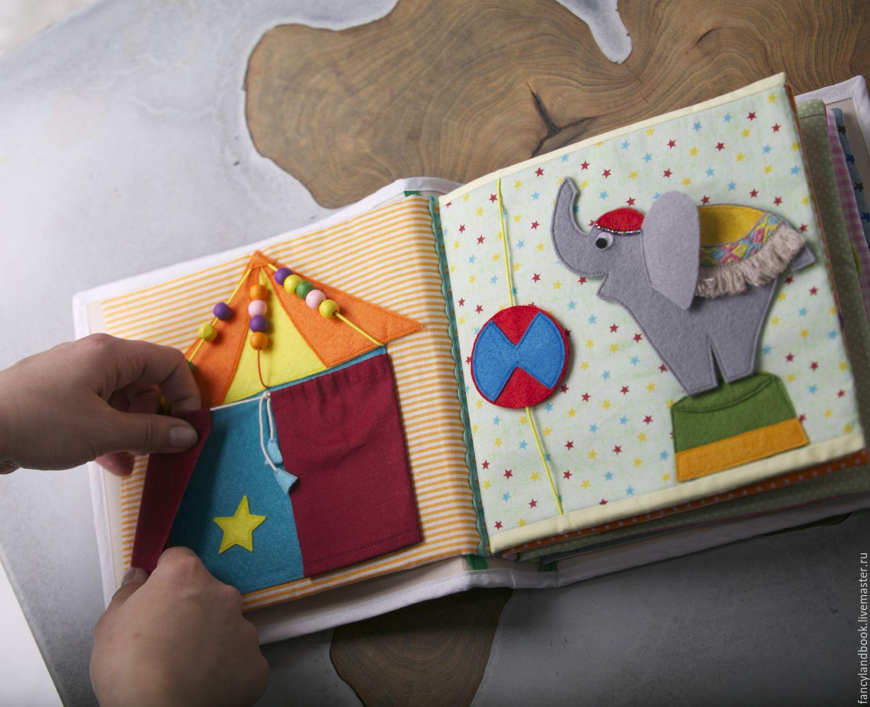 Детские книжки из фетра своими руками фото 99