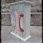 Для дома и интерьера ручной работы. Ярмарка Мастеров - ручная работа Ключница №16. Handmade.