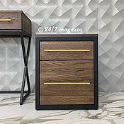 Для дома и интерьера handmade. Livemaster - original item Kansas Cabinet.. Handmade.