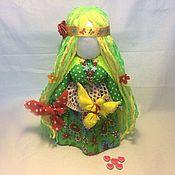 Фен-шуй и эзотерика handmade. Livemaster - original item Folk doll amulet goddess Alive.. Handmade.