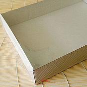 Коробка большая 43х32х7см М43