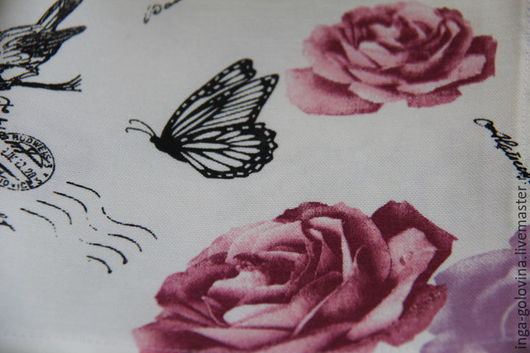 Текстиль, ковры ручной работы. Ярмарка Мастеров - ручная работа. Купить Декоративная  дорожка На лепестках цветов написано посланье 2. Handmade.
