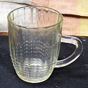 Винтаж handmade. Livemaster - original item Beer mug 0,5 liter of. Handmade.