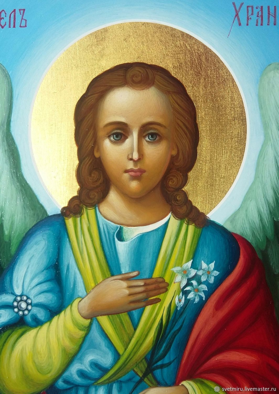 Ангел, хранитель и икона по дате рождения Ключи