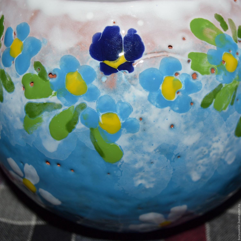 ваза шарообразная