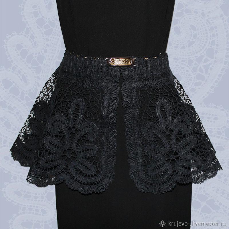 BASQUE Vologda Vyatka lace, Belt, Kirov,  Фото №1
