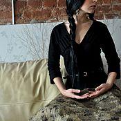 """Одежда ручной работы. Ярмарка Мастеров - ручная работа Платье валяное """"Бэла"""". Handmade."""