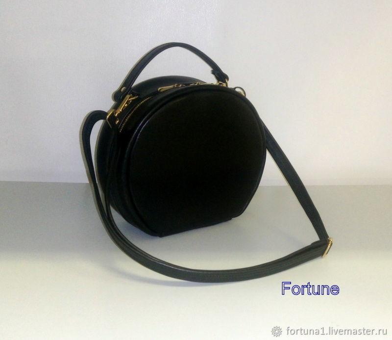 Leather bag, Classic Bag, St. Petersburg,  Фото №1