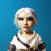 Куклы и игрушки handmade. Livemaster - original item Interior doll of cirilla. Handmade.