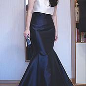 Одежда ручной работы. Ярмарка Мастеров - ручная работа комплект в стиле Black Tie. Handmade.