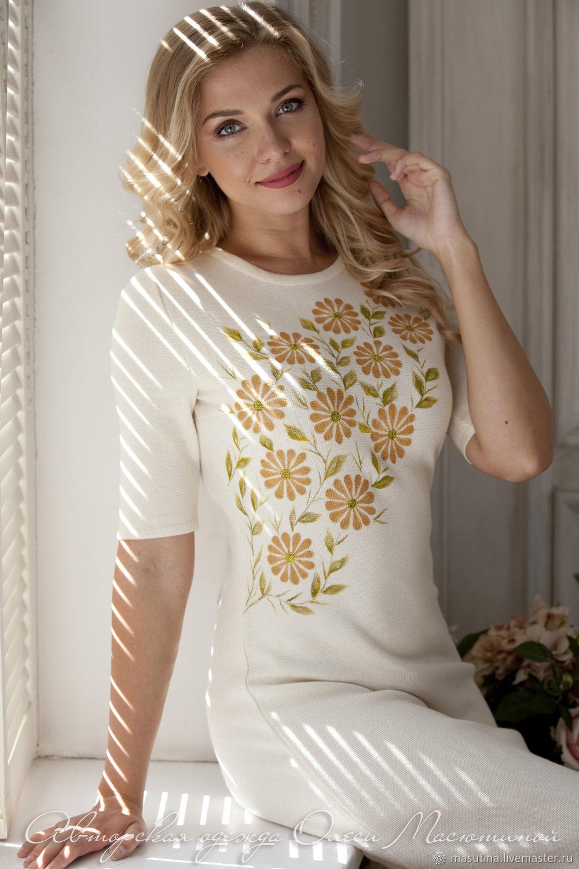 Dress 'Chamomile tea', Dresses, St. Petersburg,  Фото №1