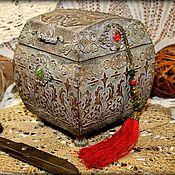 """Для дома и интерьера ручной работы. Ярмарка Мастеров - ручная работа Сундук  """"La lingere"""". Handmade."""