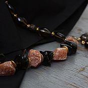 Украшения handmade. Livemaster - original item Necklaces and earrings