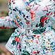 Верхняя одежда ручной работы. Куртка женская. 'MAIDEN  BAZAR'  creative workshop. Интернет-магазин Ярмарка Мастеров. Жакет, комбинированный