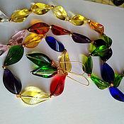 Украшения handmade. Livemaster - original item Beads Bracelet Earrings