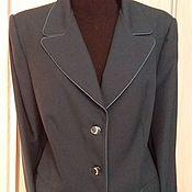 Одежда handmade. Livemaster - original item suit with skirt Chic. Handmade.