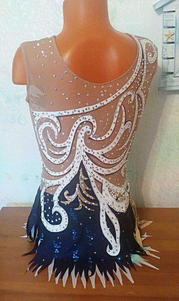 Фото платья для художественной гимнастике