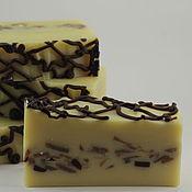 Косметика ручной работы. Ярмарка Мастеров - ручная работа Натуральное мыло Шоколадное пирожное. Handmade.