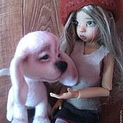 Куклы и игрушки ручной работы. Ярмарка Мастеров - ручная работа Щенок чихуахуа Малыш. Handmade.