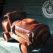 Сувениры и подарки handmade. Livemaster - original item piggy TRUCK. Handmade.