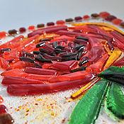 """Для дома и интерьера ручной работы. Ярмарка Мастеров - ручная работа Тарелки """"Роза"""". Handmade."""