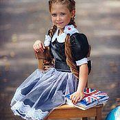 Работы для детей, ручной работы. Ярмарка Мастеров - ручная работа Школьная форма для девочек. Handmade.