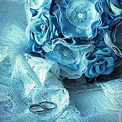 """Свадебный салон ручной работы. Ярмарка Мастеров - ручная работа Букет  невесты  """"Чистая мечта"""". Handmade."""