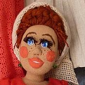 Куклы и игрушки ручной работы. Ярмарка Мастеров - ручная работа ГРУНЯ кукла ручной работы. Handmade.