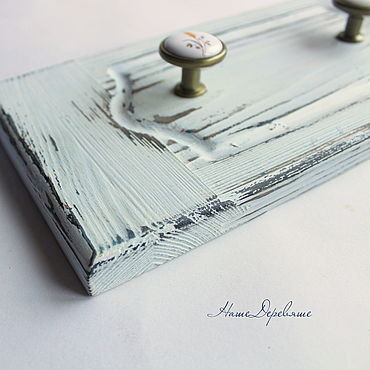 Мебель ручной работы. Ярмарка Мастеров - ручная работа Вешалка деревянная. Handmade.