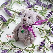 Куклы и игрушки ручной работы. Ярмарка Мастеров - ручная работа Тедди кролик Тима. Handmade.