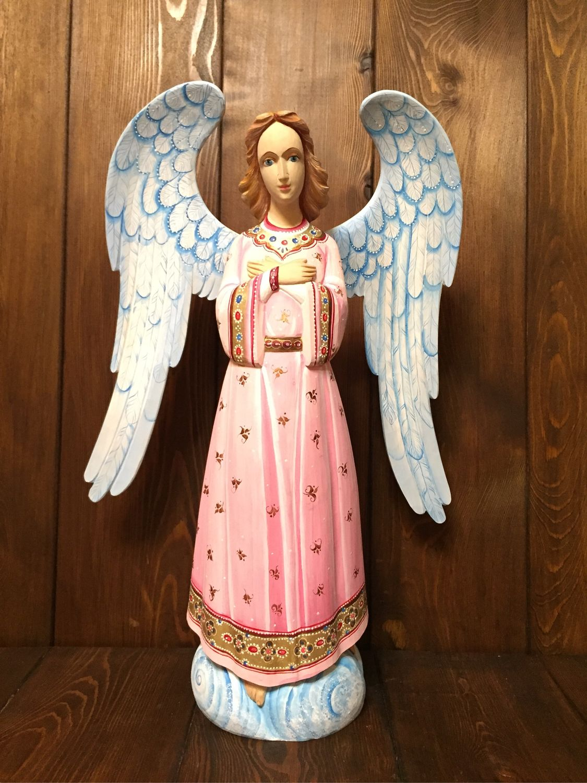 angel, Miniature figurines, Moscow,  Фото №1