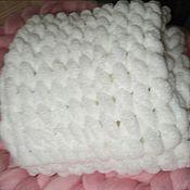 """Снуд ручной работы. Ярмарка Мастеров - ручная работа Снуд """"Белое облако"""",шарф-хомут. Handmade."""