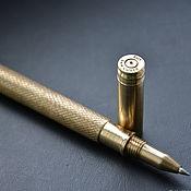 Карандаши ручной работы. Ярмарка Мастеров - ручная работа Ручка «Luger 9mm». Handmade.