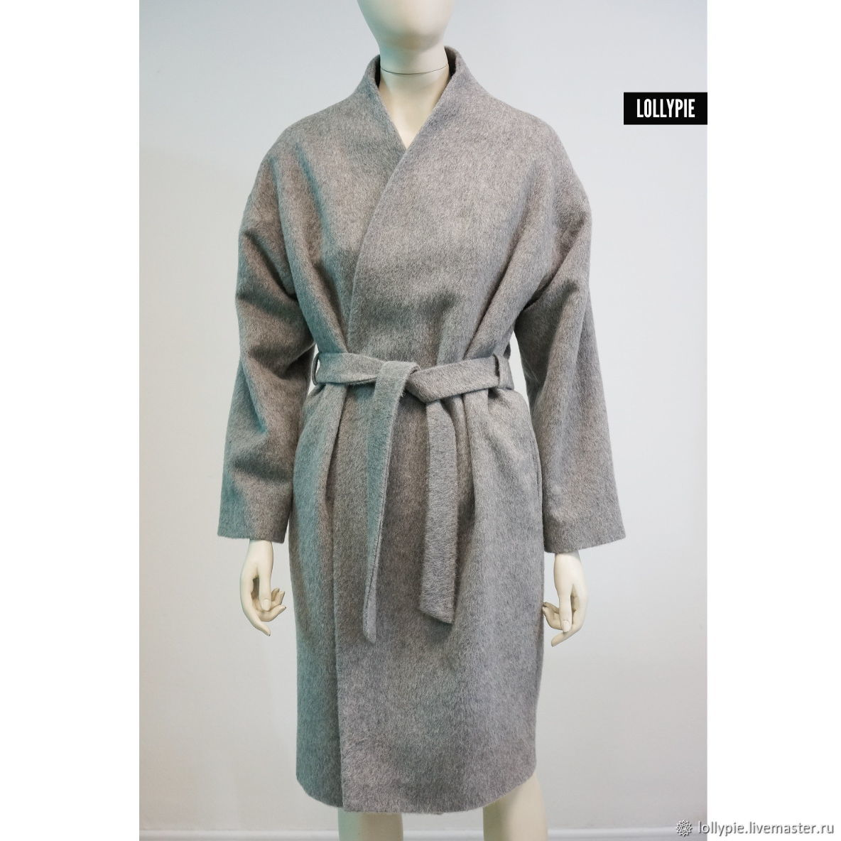 The coat is smeared/ Max Mara wool, Coats, Moscow,  Фото №1
