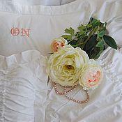 Комплекты постельного белья ручной работы. Ярмарка Мастеров - ручная работа Постельное белье на заказ в стиле шебби шик. Handmade.