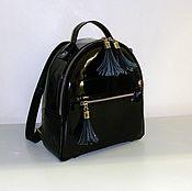 Сумки и аксессуары handmade. Livemaster - original item Leather backpack 31 l. Handmade.