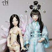 Куклы и игрушки handmade. Livemaster - original item Mei and Yumi (12,5 cm). Handmade.