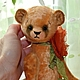 Мишки Тедди ручной работы. Ярмарка Мастеров - ручная работа. Купить Мишутка Тедди. Handmade. Мишка, тедди мишка