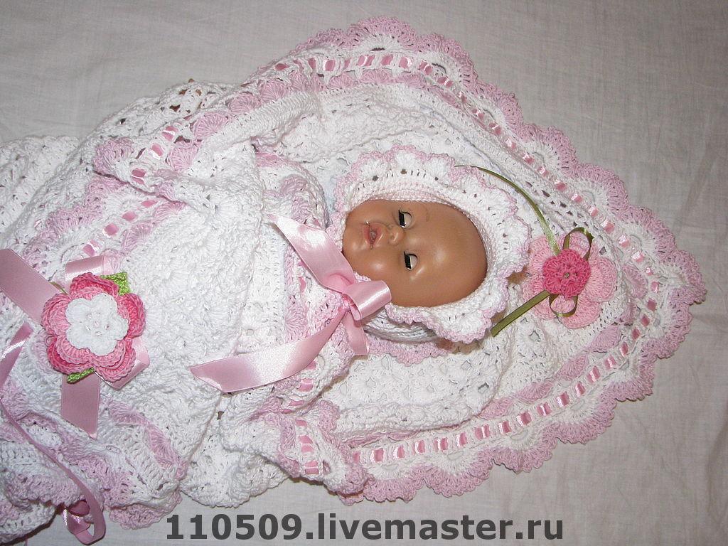 Связать новорожденному своими руками
