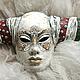 Интерьерные  маски ручной работы. Ярмарка Мастеров - ручная работа. Купить Роли  - интерьерная маска. Handmade. Маска, темпера